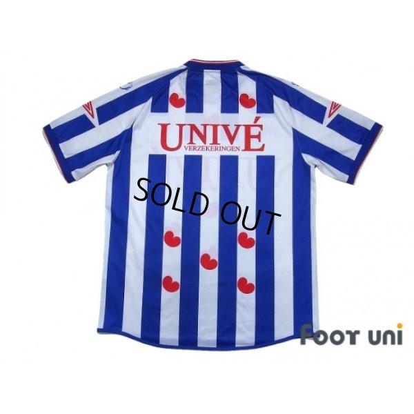 Photo2: SC Heerenveen 2003-2005 Home Shirt