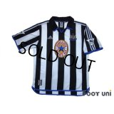 Newcastle 1999-2000 Home Shirt #9 Shearer