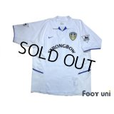 Leeds United AFC 2002-2003 Home Shirt #10 Kewell