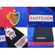 Photo6: Basel 2015-2016 Home Shirt #14 Kakitani RAIFFEISEN SUPER League Patch/Badge w/tags