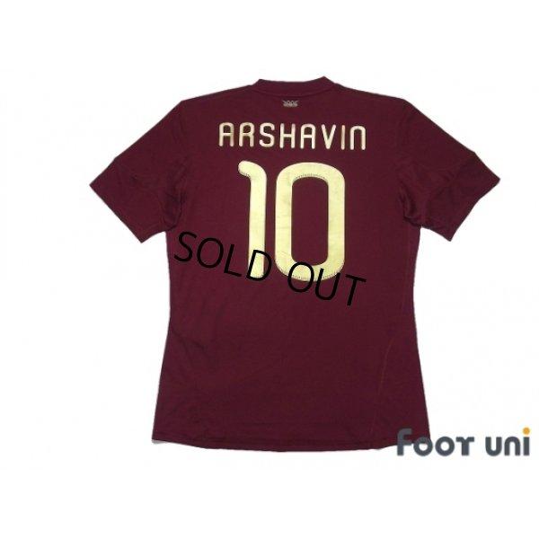 Photo2: Russia 2010 Home Shirt #10 Arshavin w/tags