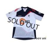 Bolton Wanderers 2011-2012 Home Autographed Shirt #30 Ryo Miyaichi BARCLAYS PREMIER LEAGUE Patch/Badge