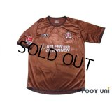FC St. Pauli 2010-2011 Home Centenario Shirt #24 Rothenbach