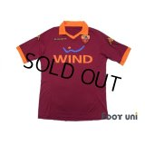 AS Roma 2012-2013 Home Shirt #16 De Rossi