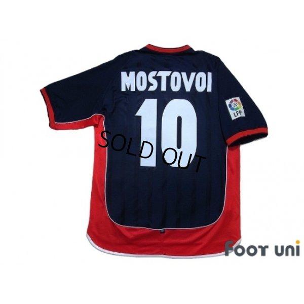 Photo2: Celta 2001-2003 3rd Shirt #10 Mostovoi LFP Patch/Badge