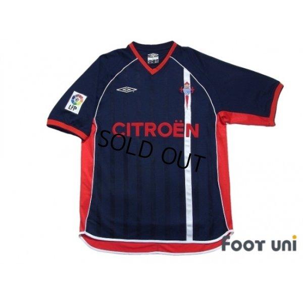 Photo1: Celta 2001-2003 3rd Shirt #10 Mostovoi LFP Patch/Badge