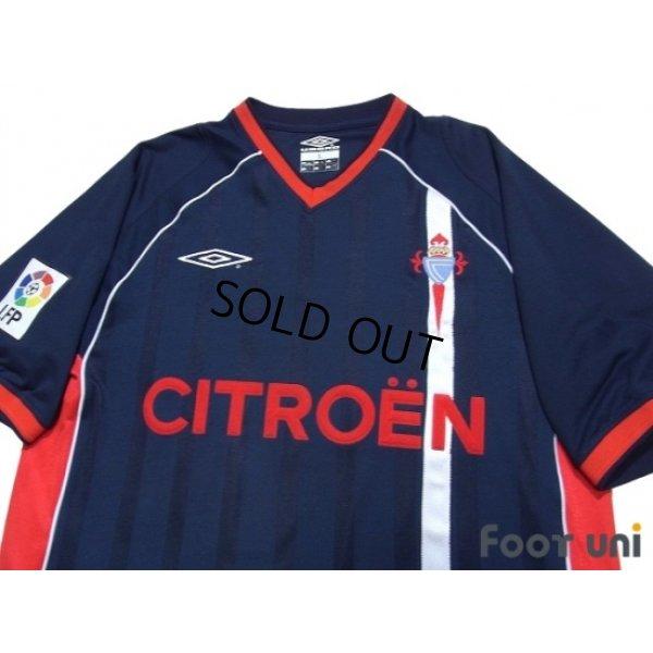 Photo3: Celta 2001-2003 3rd Shirt #10 Mostovoi LFP Patch/Badge
