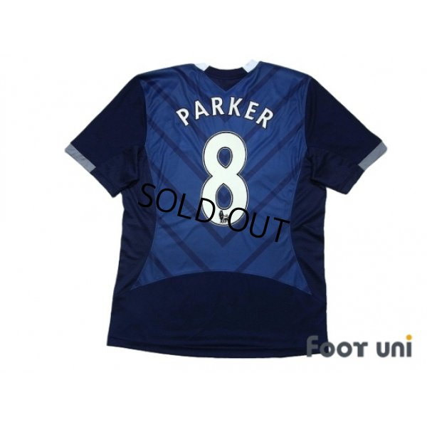 Photo2: Tottenham Hotspur 2012-2013 Away Shirt #8 Parker