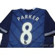 Photo4: Tottenham Hotspur 2012-2013 Away Shirt #8 Parker (4)