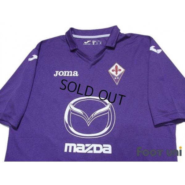 Photo3: Fiorentina 2013-2014 Home Shirt #72 Ilicic