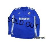 Chelsea 2009-2010 Home Long Sleeve Shirt