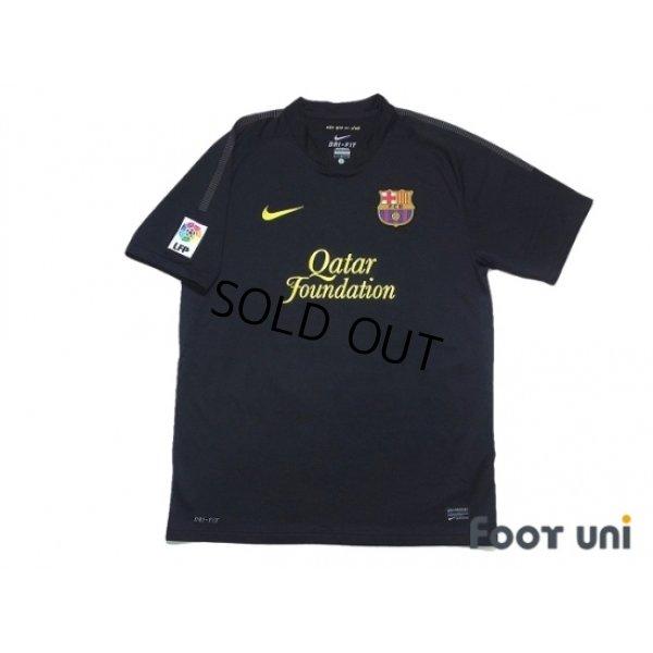 Photo1: FC Barcelona 2011-2012 Away Shirt #10 Messi LFP Patch/Badge
