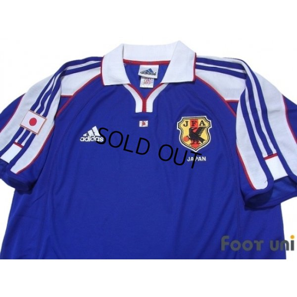 Photo3: Japan 2001 Home Authentic Shirt