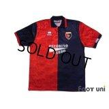 Cagliari 1994-1995 Home Shirt