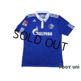 Schalke04 2010-2011 Home Shirt #7 Raul Bundesliga Patch/Badge w/tags