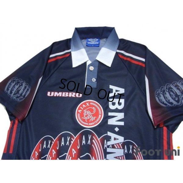 Photo3: Ajax 1997-1998 Away Shirt