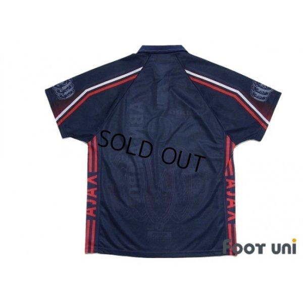 Photo2: Ajax 1997-1998 Away Shirt