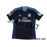 Hamburger SV 2013-2014 Away Authentic Shirt #9 Calhanoglu w/tags