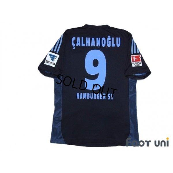 Photo2: Hamburger SV 2013-2014 Away Authentic Shirt #9 Calhanoglu w/tags