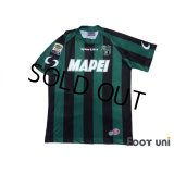 Sassuolo 2014-2015 Home Shirt #25 Berardi Serie A Tim Patch/Badge w/tags