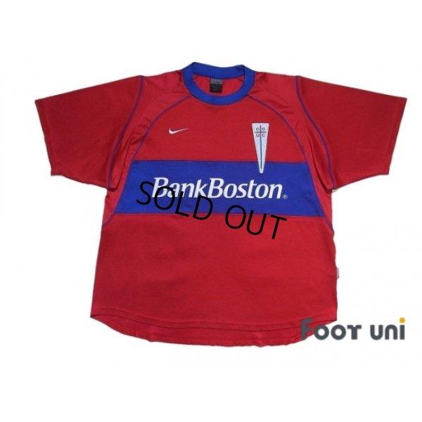 Photo1: Universidad Catolica 2002 Away Shirt