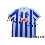 Hertha Berlin 2009-2010 Home Shirt w/tags