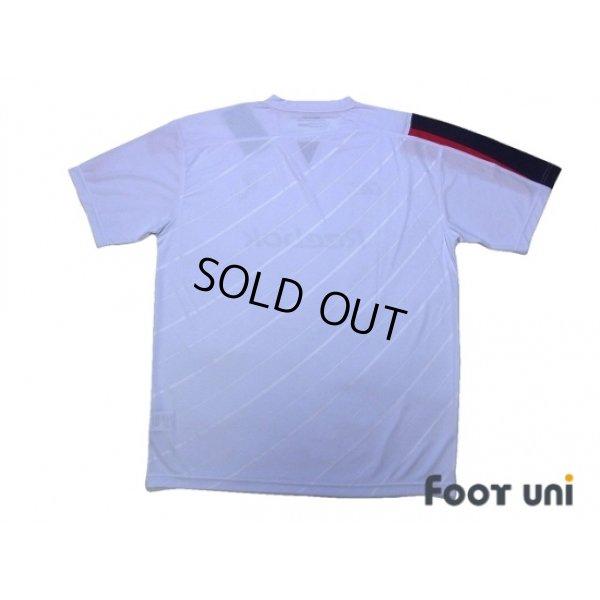 Photo2: Bolton Wanderers 2005-2007 Home Shirt w/tags