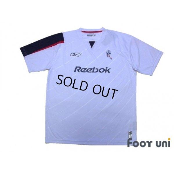 Photo1: Bolton Wanderers 2005-2007 Home Shirt w/tags