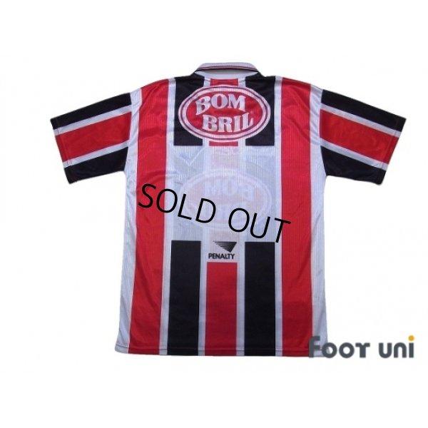 Photo2: Sao Paulo FC 1999 Away Shirt