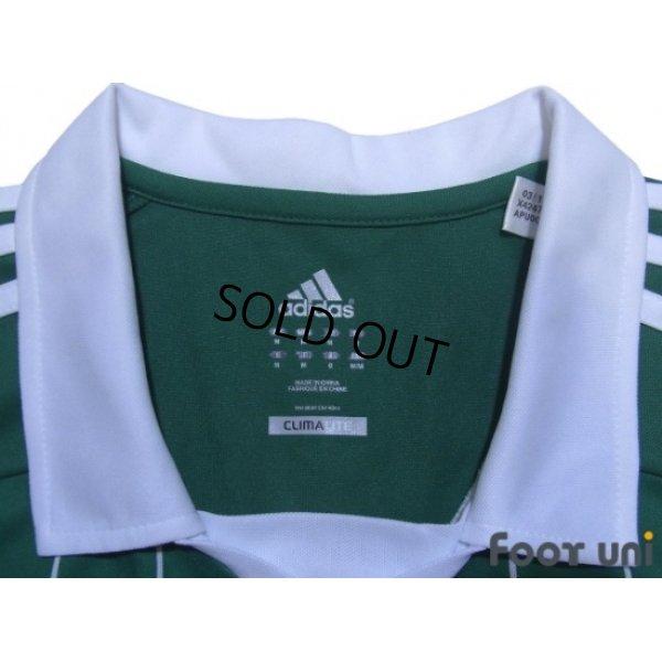 Photo4: Northern Ireland 2012-2013 Home Long Sleeve Shirt