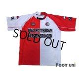 Feyenoord 2002-2003 Home Shirt