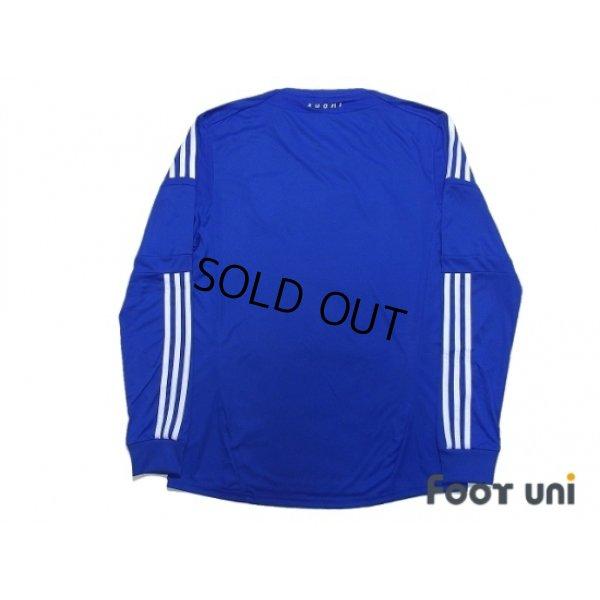 Photo2: Finland 2012-2013 Away Long Sleeve Shirt w/tags
