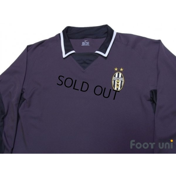 Photo3: Juventus 2003-2004 3rd Authentic Long Sleeve Shirt w/tags