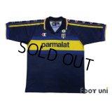 Parma 1999-2000 Away Shirt Coppa Italia Patch/Badge