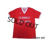 FC Annecy 80's Home Shirt #2