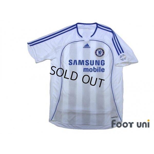 Photo1: Chelsea 2006-2007 Away Authentic Shirt #10 Joe Cole w/tags