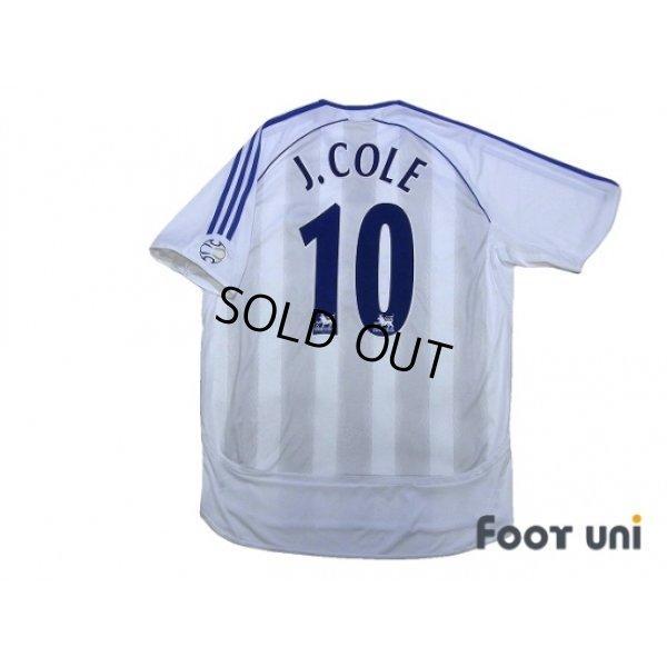 Photo2: Chelsea 2006-2007 Away Authentic Shirt #10 Joe Cole w/tags