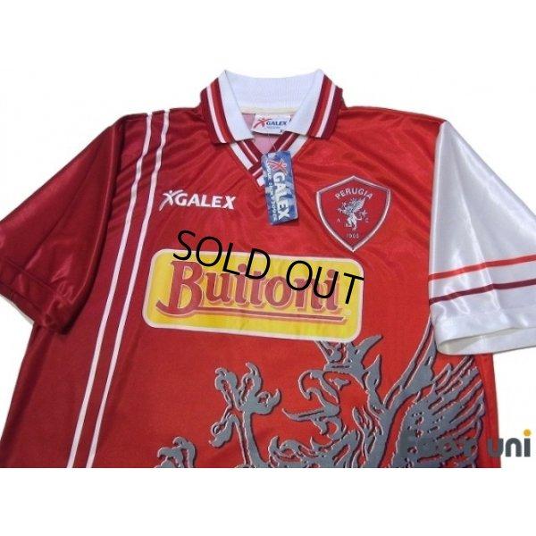 Photo3: Perugia 1998-1999 Home Shirt #7 Nakata w/tags