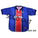Paris Saint Germain 1998-1999 Home Shirt