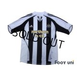 Newcastle 2005-2007 Home Shirt