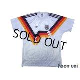 West Germany Euro 1988-1990 Home Shirt