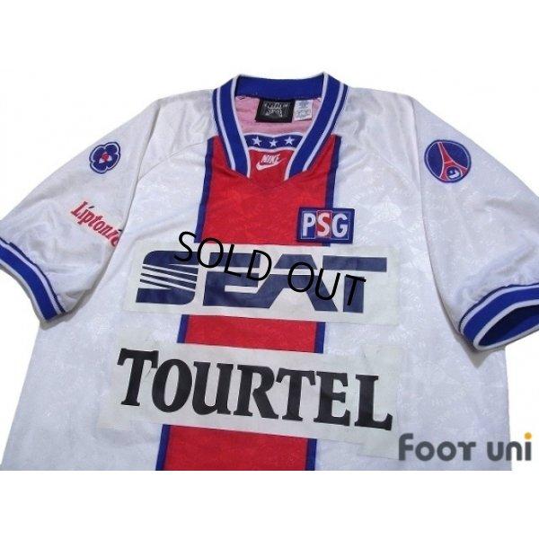 Photo3: Paris Saint Germain 1994-1995 Away Shirt