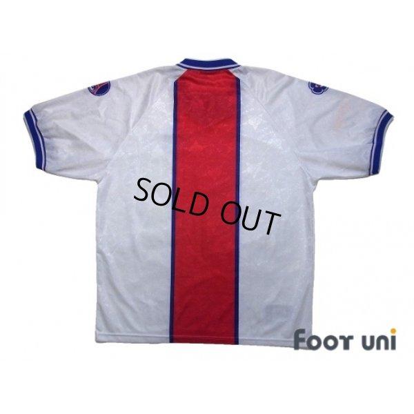 Photo2: Paris Saint Germain 1994-1995 Away Shirt