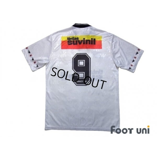 Photo2: Corinthians 1995 Home Shirt #9