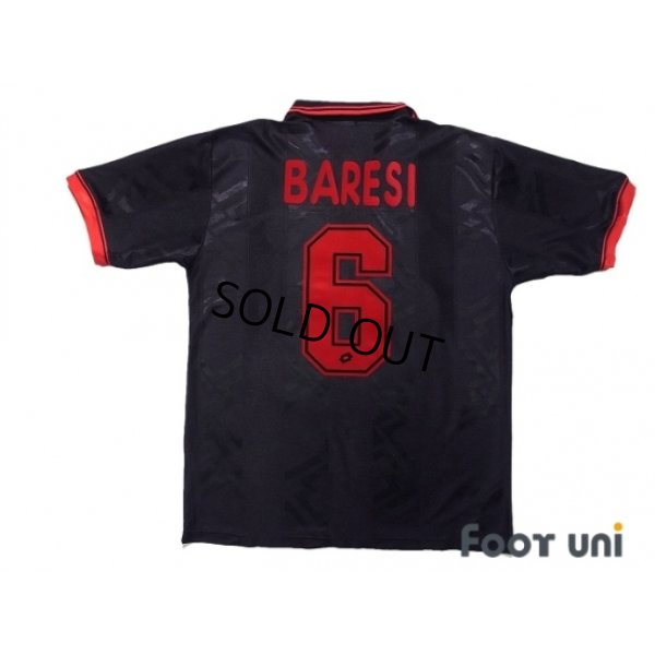 Photo2: AC Milan 1996-1997 3rd Shirt #6 Baresi