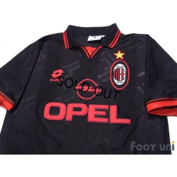 Photo3: AC Milan 1996-1997 3rd Shirt #6 Baresi