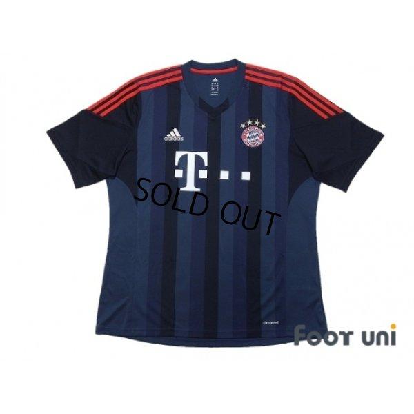 Photo1: Bayern Munich 2013-2014 3rd Shirt w/tags