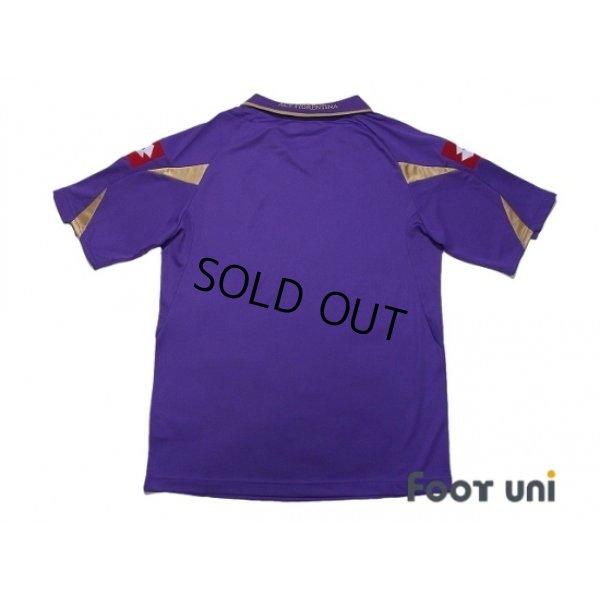 Photo2: Fiorentina 2010-2011 Home Shirt w/tags