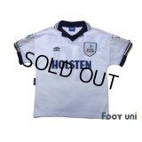 Tottenham Hotspur 1993-1995 Home Shirt #18 Klinsmann