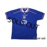 Croatia・Zagreb 1998-1999 Home Shirt #13 Miura